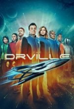 Cover The Orville, Poster The Orville