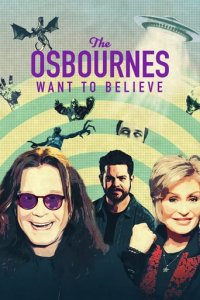 Poster, The Osbournes Want to Believe Serien Cover