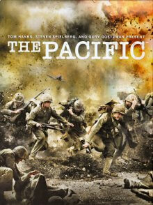 The Pacific Cover, Poster, The Pacific