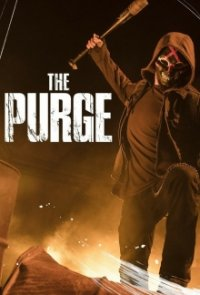 Poster, The Purge Serien Cover