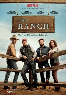 The Ranch, Cover, HD, Stream, alle Folgen