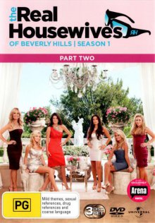 Poster, The Real Housewives of Beverly Hills Serien Cover