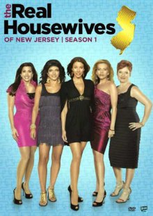 Poster, The Real Housewives of New Jersey Serien Cover