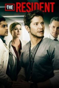 The Resident Serien Cover