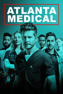 Atlanta Medical, Cover, HD, Serien Stream, ganze Folge