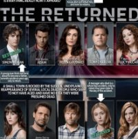 Cover The Returned US, Poster The Returned US