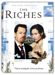 Poster, The Riches Serien Cover