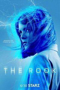 The Rook Cover, Poster, The Rook DVD