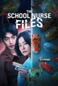 Poster, The School Nurse Files Serien Cover