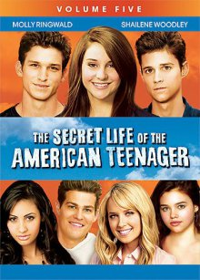 Cover The Secret Life of the American Teenager, Poster The Secret Life of the American Teenager