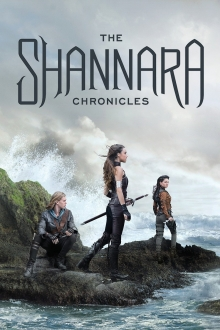 The Shannara Chronicles, Cover, HD, Stream, alle Folgen