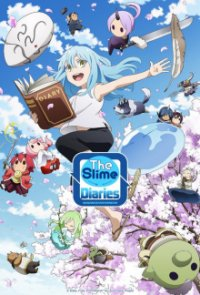 Poster, The Slime Diaries Serien Cover