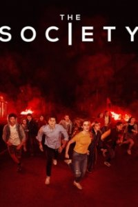Cover The Society, Poster The Society