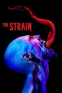 Cover The Strain, Poster The Strain
