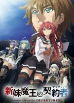 Cover The Testament of Sister New Devil, Poster The Testament of Sister New Devil