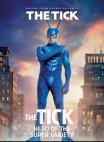 Cover The Tick, Poster The Tick