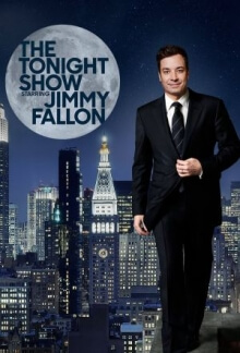 The Tonight Show Starring Jimmy Fallon, Cover, HD, Stream, alle Folgen