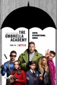 Poster, The Umbrella Academy Serien Cover