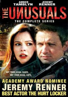 Poster, The Unusuals Serien Cover
