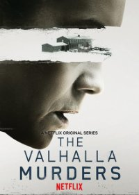 Poster, The Valhalla Murders Serien Cover