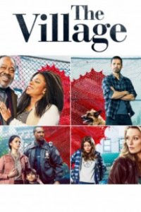 Cover The Village, Poster The Village