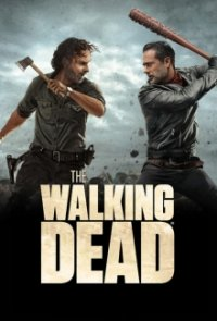 Cover The Walking Dead, Poster The Walking Dead