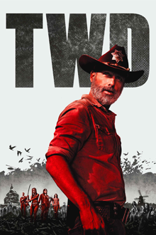 The Walking Dead, Cover, HD, Stream, alle Folgen