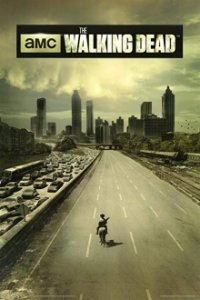 The Walking Dead Cover, Poster, The Walking Dead DVD