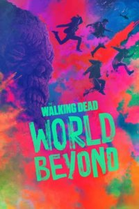 Poster, The Walking Dead: World Beyond Serien Cover