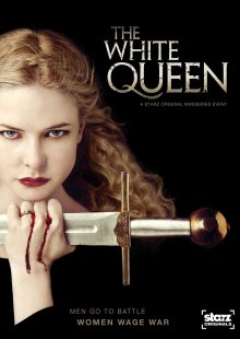 Poster, The White Queen Serien Cover