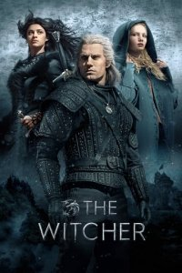 Poster, The Witcher Serien Cover
