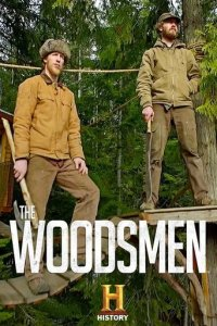 Poster, The Woodsmen – Leben in den Bäumen Serien Cover