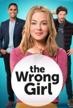 Cover The Wrong Girl, Poster The Wrong Girl