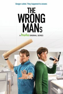 The Wrong Mans, Cover, HD, Serien Stream, ganze Folge