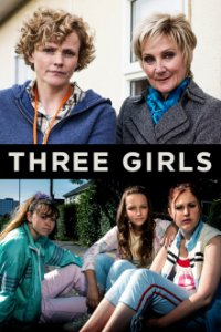 Poster, Three Girls Serien Cover