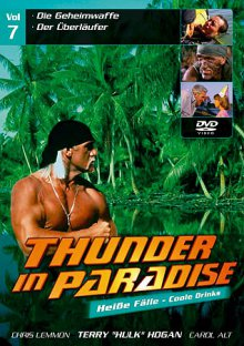 Thunder in Paradise , Cover, HD, Stream, alle Folgen