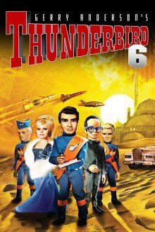 Thunderbirds, Cover, HD, Stream, alle Folgen