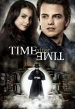Cover Time After Time, Poster Time After Time