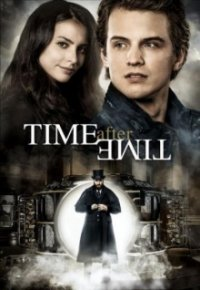 Poster, Time After Time Serien Cover