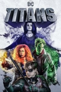 Cover Titans, Poster, HD