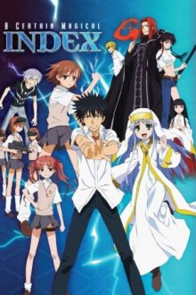 To Aru Majutsu no Index, Cover, HD, Serien Stream, ganze Folge
