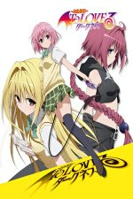 Cover To Love Ru, Poster To Love Ru