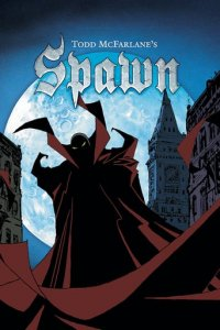 Poster, Todd McFarlane's Spawn Serien Cover