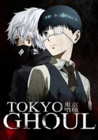 Cover Tokyo Ghoul, Poster Tokyo Ghoul