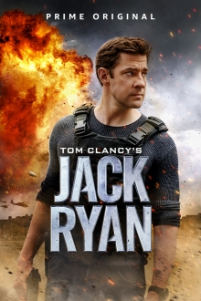 Tom Clancy's Jack Ryan, Cover, HD, Stream, alle Folgen