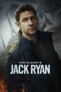 Poster, Tom Clancy's Jack Ryan Serien Cover