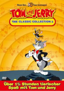 Cover Tom und Jerry, TV-Serie, Poster