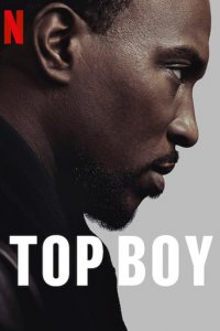 Poster, Top Boy Serien Cover