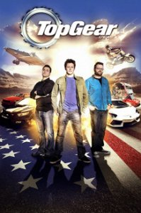 Cover Top Gear USA, TV-Serie, Poster