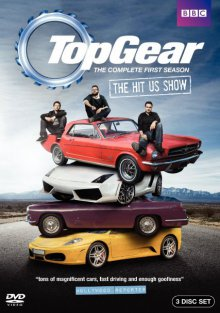 Cover Top Gear USA, Poster Top Gear USA